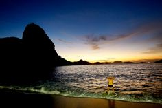 Dawn in Rio by Fernando Quevedo