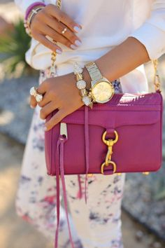 Rings: mini bow & glitz bow via Ily Couture Michael Kors Ring, Handbags Michael Kors, Michael Kors Hamilton, Purses For Sale, Purses And Bags, Ily Couture, Couture Style, Viva Luxury, Spike Bracelet