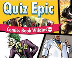 Villains Quiz