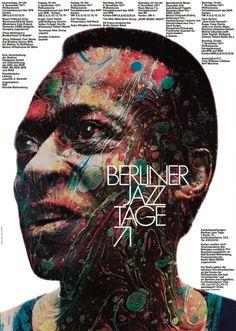 Guenther Kieser, Berliner Jazztage, 1971