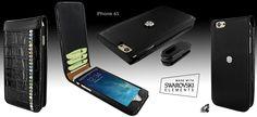 FUNDA iPHONE 6/6S CLASSIC MAGNET SWARO. +Colores
