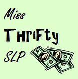 Miss Thrifty SLP-Has goals written for speech/language pathologist using the common core standards-This is a terrific blog!!!!!!!