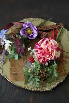 Table Decorations, Flowers, Home Decor, Decoration Home, Room Decor, Royal Icing Flowers, Home Interior Design, Flower, Florals