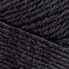 90063041 Garn organic cotton mørk grå