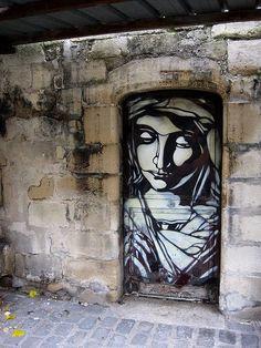 C215, incredible street art, urban artists, free walls, amazing wall murals, best urban art, street art blog.