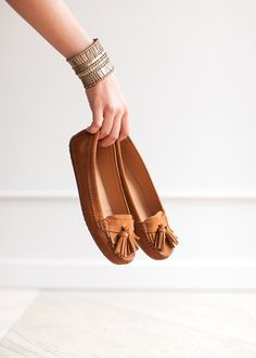 Mocassins Mulan // Collection automne hiver chaussures - www.sezane.com  #sezane #mocassins #mulan
