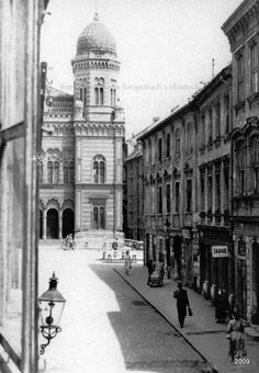 Bratislava Slovakia, Old Street, Old Photos, Street View, Landscape, Architecture, Places, Photography, Geo