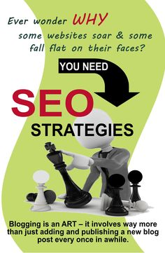 The Question Is: Are YOU willing to put in the effort needed to pull visitors to your blog? Are you willing to use extra time to optimize your content so the search engines can find you? SEO is NOT your enemy; it exists to enhance the internet so we can enjoy it the way it was intended. If your website is not properly optimized, buyers will not find you and will buy from your competitors. More: normadoiron.net/...