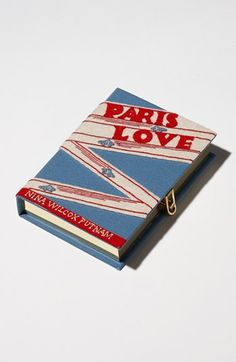 Olympia Le-Tan 'Paris Love' Limited Edition Clutch available at #Nordstrom  $1200 clutch!