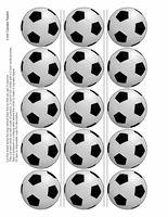 Free Soccer (Football) Printables