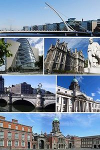 Lets palabea about Dublin, Ireland