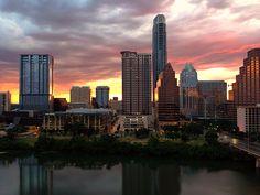 Austin -  The capital city of Texas