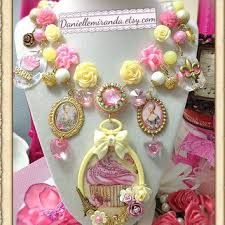 Image result for kawaii cupcake jewelry