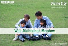 Families would surely spend quality moments with dears  at well maintained meadow of #DivineCity. http://www.divinegoc.com/divine-city/divine-city-contact-us.php
