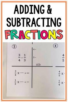 Upper Elementary Resources, Math Resources, Math Activities, I Love Math, Fun Math, Maths, Math Tips, Math Lessons, Fifth Grade Math