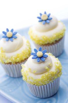 Cupcakes: Die Schönsten Deko Ideen Auf Einen Blick. Schöne Deko, Beste  Kuchen ...