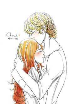 From Drei SJ ...      clarissa 'clary' fray, jace herondale, the mortal instruments