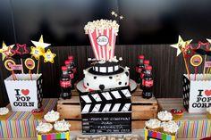 Boutique Festas: Cinema