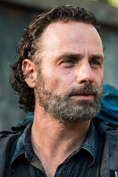 The Walking Dead: Rick Grimes's Most Inspirational Speeches Ever The Walking Dead: Rick Grimes's Most Inspirational Speeches Ever Related posts:The Walking Dead, Lee EverettI Will Shut That Shit Down Walking Dead Negan Samsung Galaxy. Rick Grimes Comic, Rick Grimes Beard, Rick Grimes Quotes, Rick Grimes Costume, Rick Grimes Funny, Carl Grimes, Rick Grimes Season 1, Russ Mayer, E Cards