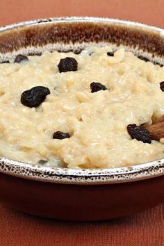 """Mexican Rice Pudding (""""Arroz Con Leche"""")"""