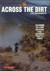 Black Friday Deal - Across the Dirt: A Dirt Bike Documentary (MotorSport DVD) on Sale only $1.99 with Free Shipping on Orders of $10 or more at http://www.marshalltalk.com