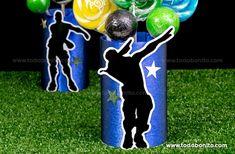 Las tortas más creativas de Fortnite - Todo Bonito Golden Birthday, 11th Birthday, Birthday Diy, Birthday Parties, Xbox Party, Dj Party, Slumber Parties, Birthday Party Decorations, Party Printables