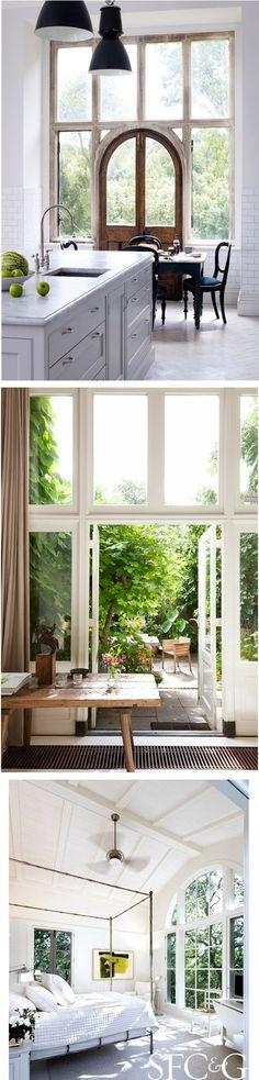 Tall Windows // http://www.ariannabelle.com/blog/2014/07/dream-home-feature-tall-windows.html