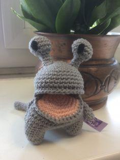 Amore Monstro BaLuEd (Häkeltier, Crochet Animal, Amigurumi) von BaLuEd