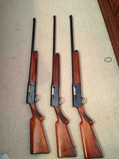 Browning 12, 16 & 20