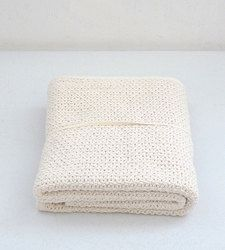 cotton baby blanket - for me
