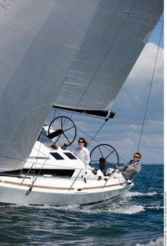 Dufour yachts 36 exterior