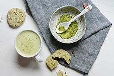 Kitchen story | Matcha latté | http://www.kitchenstory.cz