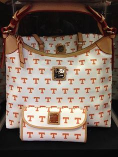 Dooney & Bourke for the Love these awesome handbags and wallets… Tennessee Volunteers Football, Tennessee Football, Vol Nation, Tn Vols, Tennessee Girls, University Of Tennessee, Football Season, Way Of Life, Handbag Accessories