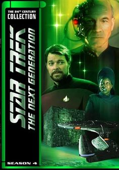 Star Trek The Next Generation Season 4
