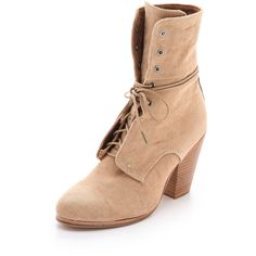 Rag & Bone Deacon Boots ($495) ❤ liked on Polyvore