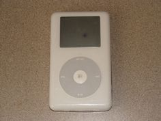 Ipod A1059 4th Gen Classic 20gb As Is For Parts Repair Ipod, Classic, Stuff To Buy, Ebay, Ipods, Classic Books