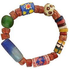 Recycled Glass Bead Eco Bracelet - Global Mamas