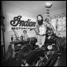 THE PHOTOGRAPHY OF BILL RAY, 1965 | HELLS ANGELS & HOT OLD LADIES ON ICE | The Selvedge Yard