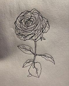 Cute Tiny Tattoos, Dream Tattoos, Badass Tattoos, Future Tattoos, Small Tattoos, Tatoos, Line Art Tattoos, Tattoo Drawings, Art Drawings