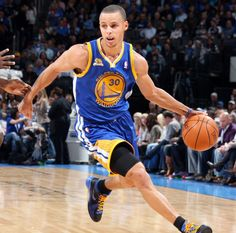 2.6.13 | Stephen Curry nearly missed a triple-double with 14 points, 11 assists and eight rebounds.