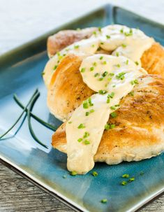 Looking for a crowd-pleasing weeknight meal? Don't miss our family favorite Chicken with Feta Cheese Sauce recipe!