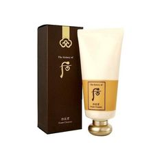 THE HISTORY OF WHOO Gongjinhyang Facial Foam Cleanser 180ml K-Beauty #THEHISTORYOFWHOO