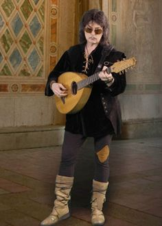 Ritchie Blackmore  The Minstrel  Blackmore's Night