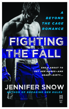 Book 2 in the Beyond the Cage Series: FIGHTING THE FALL