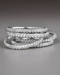 diamond stacking bands