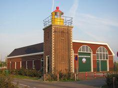 Leuchtturm in Willemstad