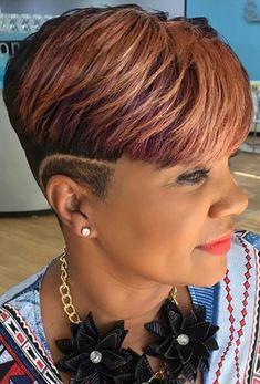 Pretty African American Hairstyles With Color Ideas African American Hairstyles With Color - This Pretty African American Hairstyles With Color Ideas images was upload on December, 4 2019 by admin. Cute Hairstyles For Short Hair, Hairstyles Haircuts, Weave Hairstyles, Hairdos, Wedding Hairstyles, Saree Hairstyles, 1940s Hairstyles, Homecoming Hairstyles, Updo Hairstyle