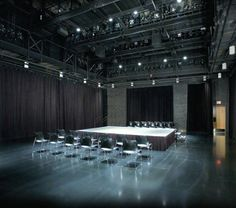 Detroit School of Arts image -- Theatre / Dance / MultiMedia Classroom idea