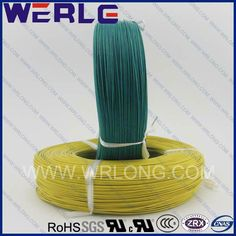 600V silicone rubber insualted 1.2mm wire  standard UL 758  Rated temperature:-60~+200    Rated voltage:600V