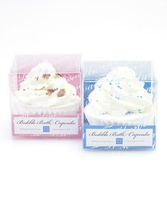 Look at this #zulilyfind! Rose & White Gardenia Cupcake Bubble Bath Set #zulilyfinds White Gardenia, Home Spa, Bubble Bath, Bubbles, Cupcake, Powder Room, Beauty Products, Trough Sink, Lowboy